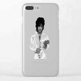 Nirvana Hanson Clear iPhone Case