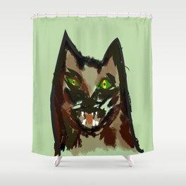Zap Shower Curtain