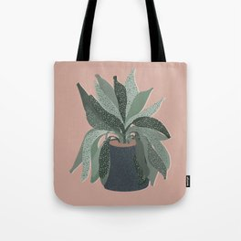Strive for Growth Tote Bag