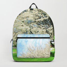 Tree in Bloom Backpack