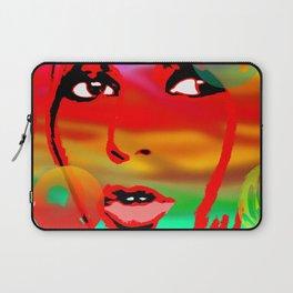 Brigitte B. Painting Laptop Sleeve