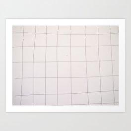grid-1 Art Print