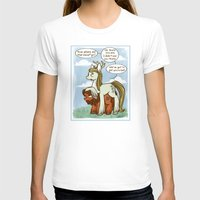 legolas T-shirts featuring Legolas and Gimli ponies MLP Lord of the Rings Crossover Parody  by BlacksSideshow