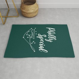 Philly Special Rug