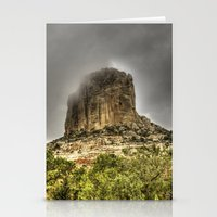 utah Stationery Cards featuring Utah Monument by Kent Moody