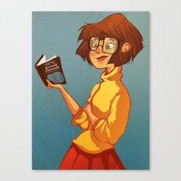 Velma Velma Velma Canvas Print