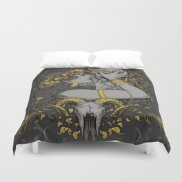 The WITCH Duvet Cover