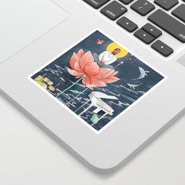GOOD NEWS - MAC MILLER Sticker
