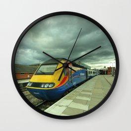 Nottingham HST Wall Clock