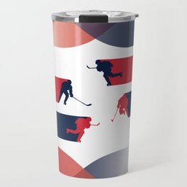 Capitals Breakaway Travel Mug