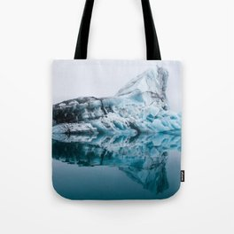Jökulsárlón Glacier Lagoon Tote Bag