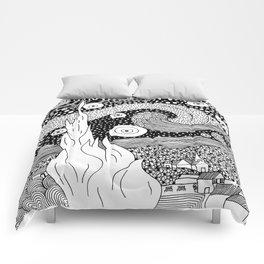 Van Gogh - Starry Night Comforters