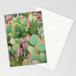 Prickly Pear Cactus Arizona Stationery Cards