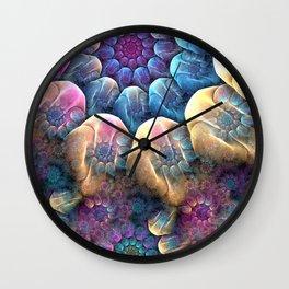 Inward Comfort Wall Clock