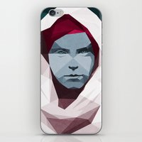 hunting iPhone & iPod Skins featuring HUNTING by ANDRESZEN