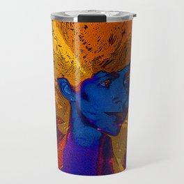 Volcano Goddess Travel Mug