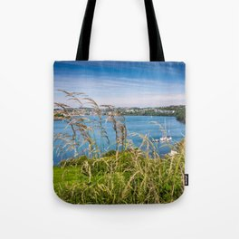 View of Kinsale, Ireland from Summer Cove Tote Bag