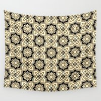 moroccan Wall Tapestries featuring *Moroccan by Mr and Mrs Quirynen