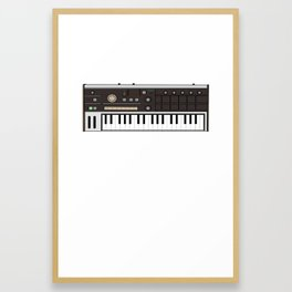 Korg Framed Art Print