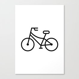 Cycling 2015 Canvas Print