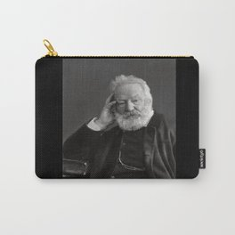 Nadar. Portrait of Victor Hugo 2 Carry-All Pouch