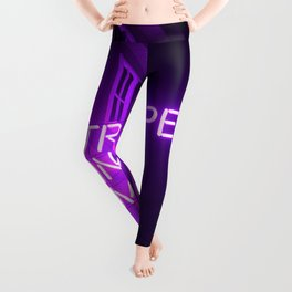 Trapped In My Mind Leggings
