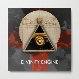 Divinity Engine Metal Print