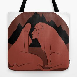 Leo (Jul 23 - Aug 23) Tote Bag