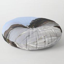 Heceta Head Lighthouse Floor Pillow