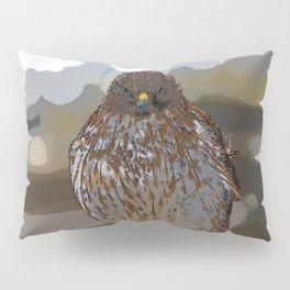Chicken Hawk Starring Down At Me Pillow Sham