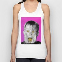 kevin russ Tank Tops featuring Kevin by Douglas Hale