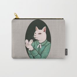 Cat Lip Carry-All Pouch