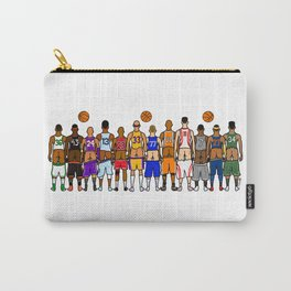 Basketball Butts Carry-All Pouch
