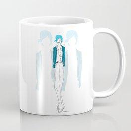 Out of the blue Coffee Mug