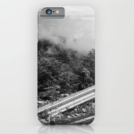The Smoke Monster iPhone Case
