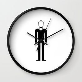 Phil Collins Wall Clock