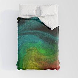 """""""Through A Silk Scarf"""" Duvet Cover"""
