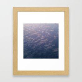 Texas Hill Country Sky - Sunrise 6 Framed Art Print