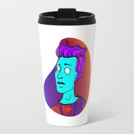 NO EYES NO SOUL #3 Travel Mug