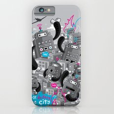 Must destroy the city - Revisited Slim Case iPhone 6s