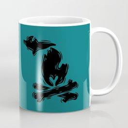 MI Campfire Coffee Mug