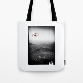 Poster: The X F1les Tote Bag