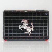 ferrari iPad Cases featuring Ferrari 2 by Rainer Steinke