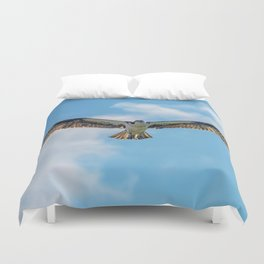 Nine Mile osprey IV Duvet Cover