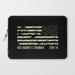 USS Harry S. Truman Laptop Sleeve