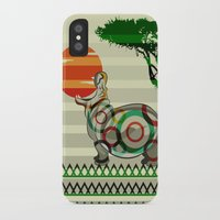 dreamer iPhone & iPod Cases featuring Dreamer by milanova