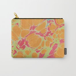 Marbled Pattern I Carry-All Pouch