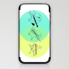 Math iPhone & iPod Skin