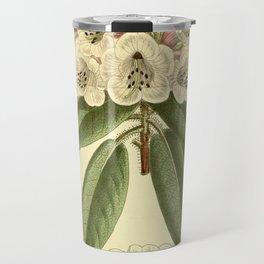 Rhododendron monosematum 1916 Travel Mug