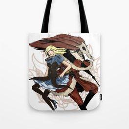 Amy & Kyror Tote Bag
